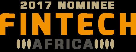 fintech africa 2017 logo nominee